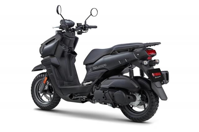 Yamaha Zuma 125 2022 Sieu pham danh rieng cho anh em thich hang doc - 8