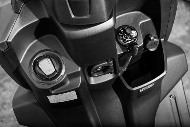 Yamaha Zuma 125 2022 Sieu pham danh rieng cho anh em thich hang doc - 12