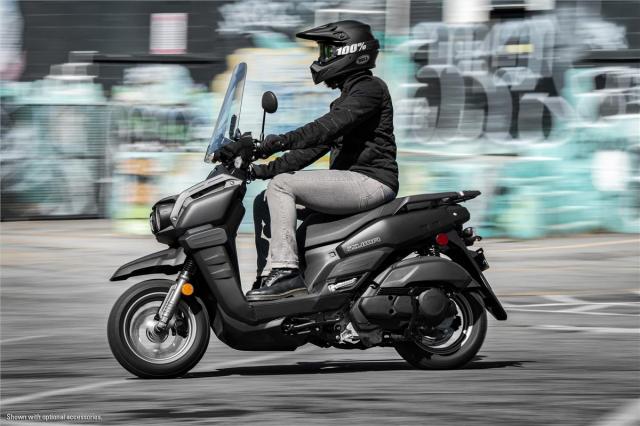Yamaha Zuma 125 2022 Sieu pham danh rieng cho anh em thich hang doc - 18