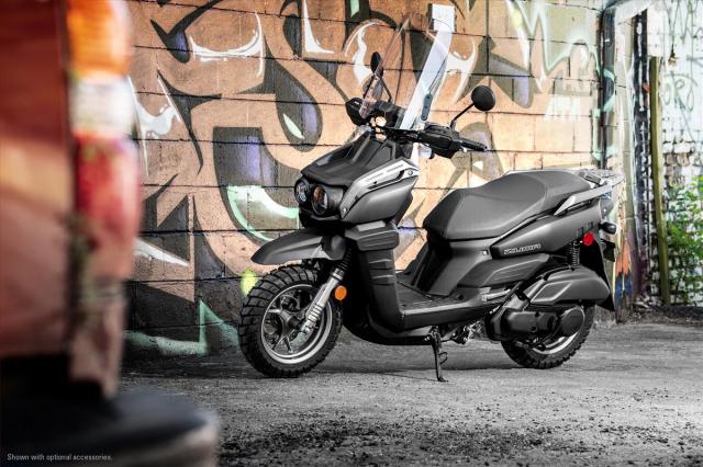 Yamaha Zuma 125 2022 Sieu pham danh rieng cho anh em thich hang doc - 27