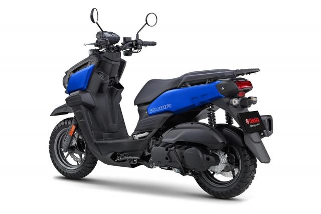 Yamaha Zuma 125 2022 Sieu pham danh rieng cho anh em thich hang doc - 38