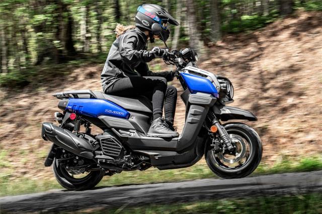 Yamaha Zuma 125 2022 Sieu pham danh rieng cho anh em thich hang doc - 35