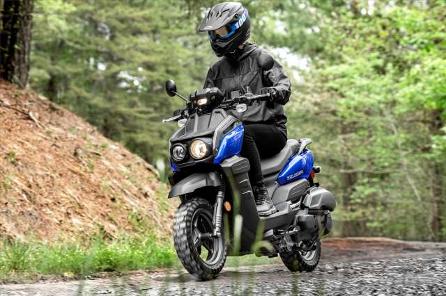 Yamaha Zuma 125 2022 Sieu pham danh rieng cho anh em thich hang doc - 3