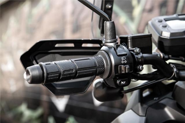 Yamaha Zuma 125 2022 Sieu pham danh rieng cho anh em thich hang doc - 11