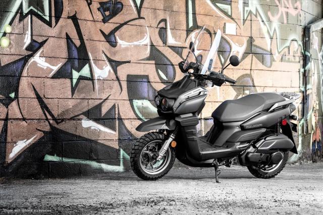 Yamaha Zuma 125 2022 Sieu pham danh rieng cho anh em thich hang doc - 30