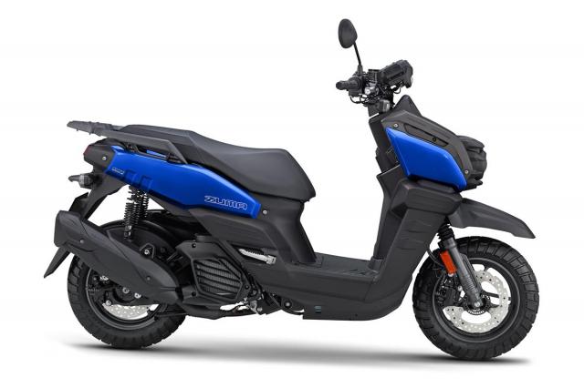 Yamaha Zuma 125 2022 Sieu pham danh rieng cho anh em thich hang doc - 36