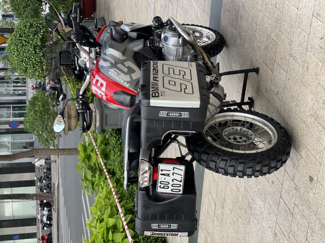 _ Moi ve xe BMW R1200 GS ABS Ban nhap duc HQCN Dang ky 72014 chinh chu odo 41000km xe dep - 6