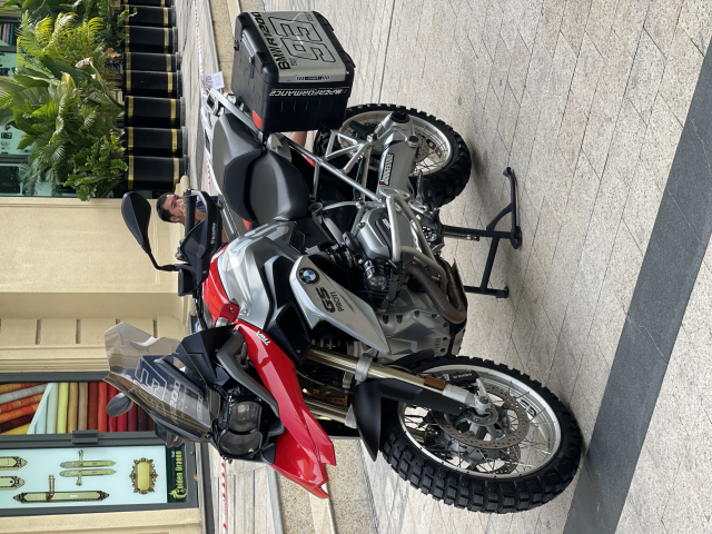 _ Moi ve xe BMW R1200 GS ABS Ban nhap duc HQCN Dang ky 72014 chinh chu odo 41000km xe dep - 3
