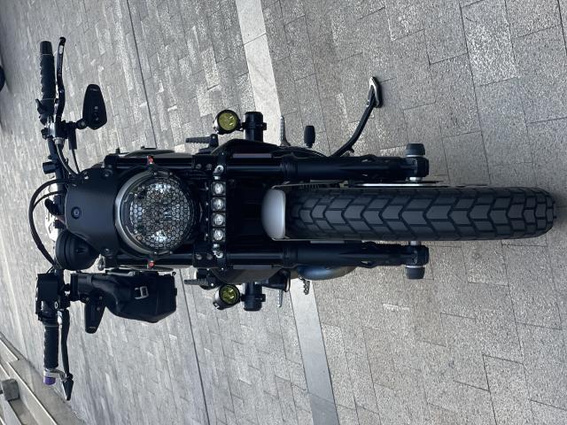 _ Moi ve Xe DUCATI Scrambler 800 ABS Full do choi HQCN Dang ky 82018 chinh chu odo 7300 km - 3