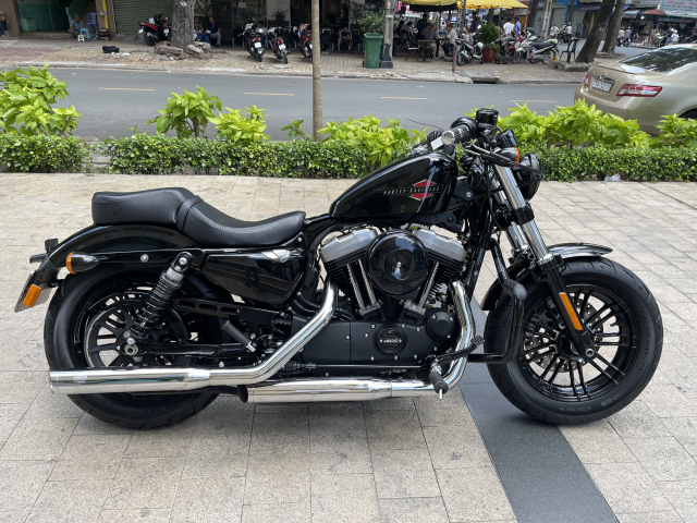 _ Moi ve Xe HARLEY DAVIDSON Forty Eight Sporter 1200 ABS HD48 Den HQCN Dang ky 92019 chinh chu - 7