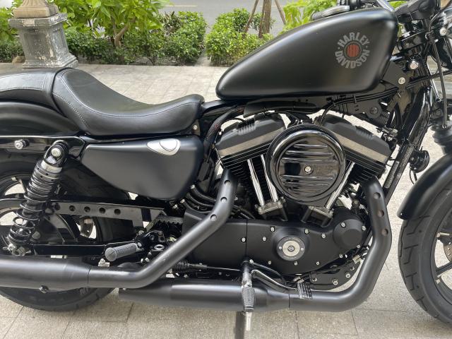 _ Moi ve Xe HARLEY DAVIDSON Sportster iron 883 ABS HQCN Dang ky 102020 chinh chu odo 3800 km - 3