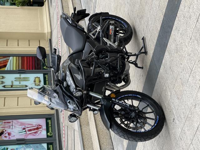 _ Moi ve xe HONDA CB500X ABS odo 11500 km HQCN Dang ky 92019 chinh chu xe dep may zin - 10