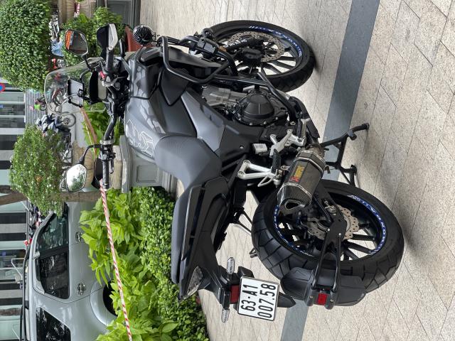 _ Moi ve xe HONDA CB500X ABS odo 11500 km HQCN Dang ky 92019 chinh chu xe dep may zin - 3