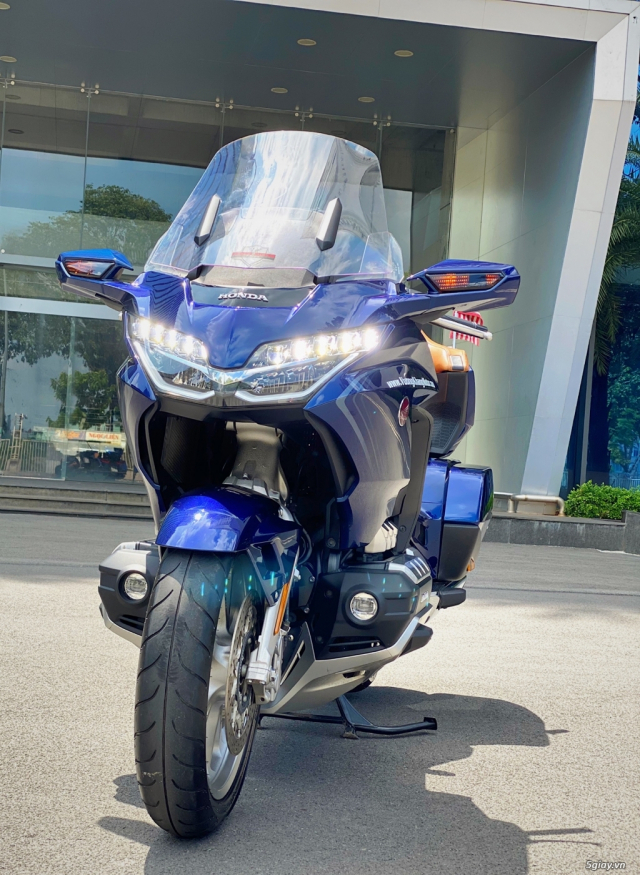 ___ Can Ban ___HONDA GoldWing F6 Touring 1800cc ABS 2018 Keyless___ - 17