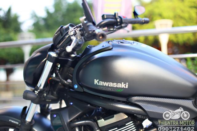 Can ban nguoi anh em Kawasaki Vulcan S650 mum mim - 13