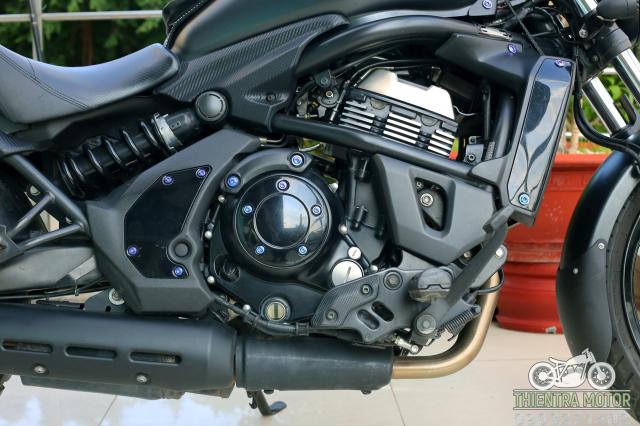 Can ban nguoi anh em Kawasaki Vulcan S650 mum mim - 16