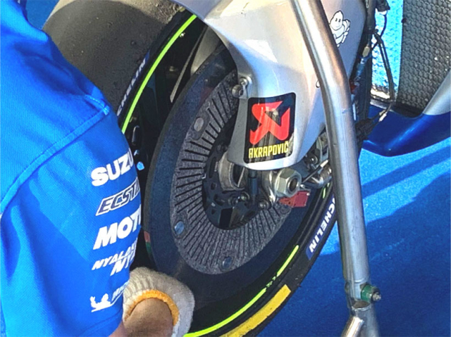 Dia Brembo Carbon duoc nang cap len duong kinh 360mm danh cho MotoGP 2022 - 4