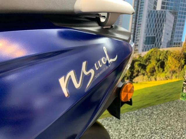 Honda NS110L co thiet ke cuc suc nhung trang bi xin so hon han Vision 2021 - 4