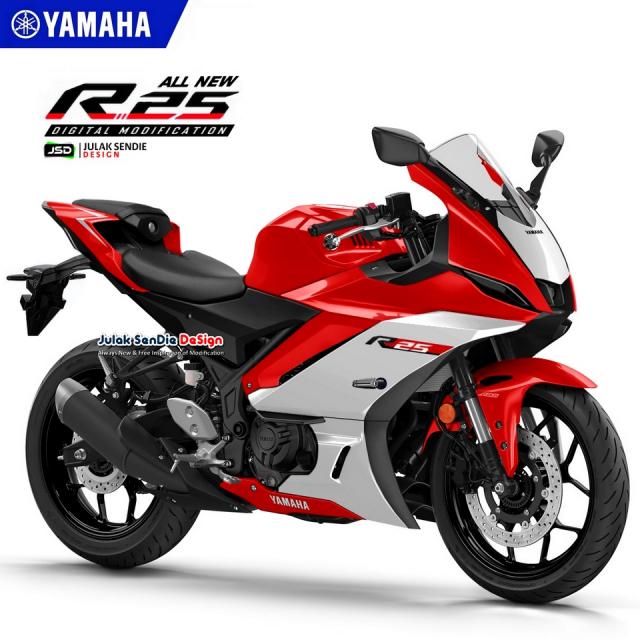 Lo tin Yamaha R25 R3 hoan toan moi se ra mat vao cuoi nam 2021 hoac dau nam 2022 - 6