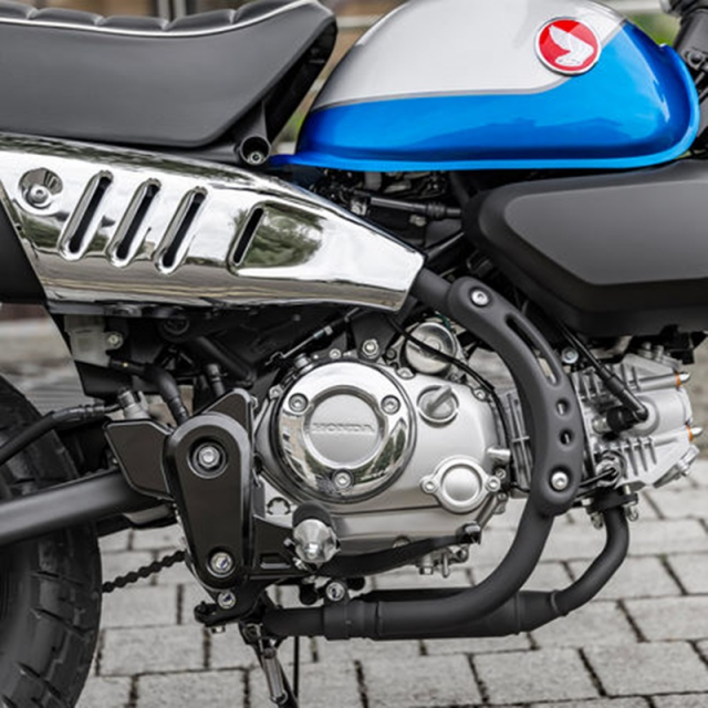 Monkey 2022 duoc Honda uu ai nang cap dong co hoan toan moi - 9