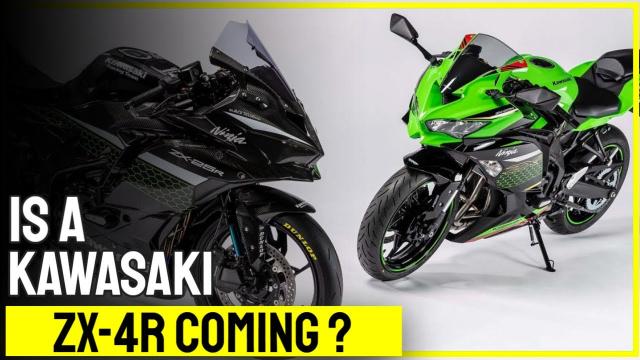 Phan tich nhung tinh nang du kien danh cho Kawasaki ZX4R