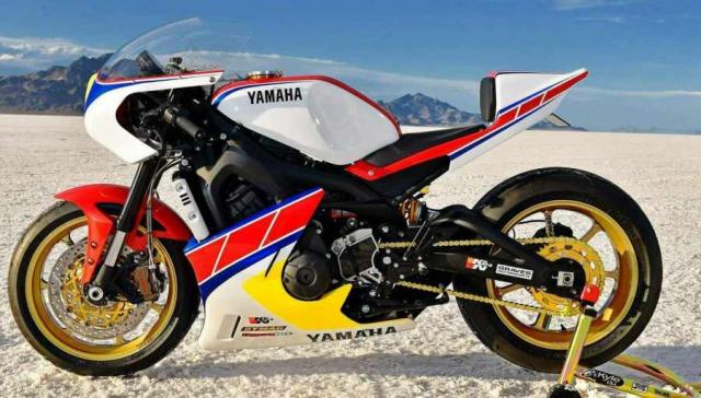 Sau Yamaha R7 Yamaha phat trien R9 dua tren MT09 lieu co kha thi - 7