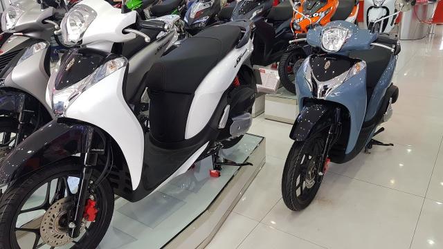 HONDA SH MODE Doi 2020 Phanh ABS Xe Nhap Khau Gia Re - 3