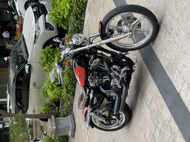 _ Moi ve Xe HARLEY DAVIDSON Sportster Custom 1200 so suon 1 HD ban Nhap My HQCN Dang ky 122009 - 3