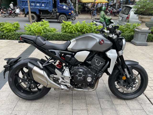_ Moi ve xe HONDA CB1000R Neo ABS HQCN Dang ky 2018 chinh chu odo 13500 km xe dep may zin - 6