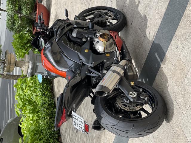 _ Moi ve xe Kawasaki Z1000 ABS Cam Den HQCN Date 52015 chinh chu odo 15200 km xe dep may zin - 7