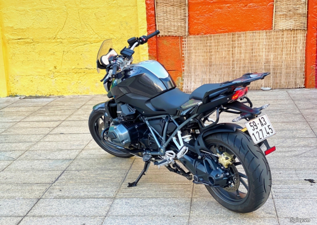 ___ Can Ban ___BMW R1200 R ABS 2017 Keyless___ - 5