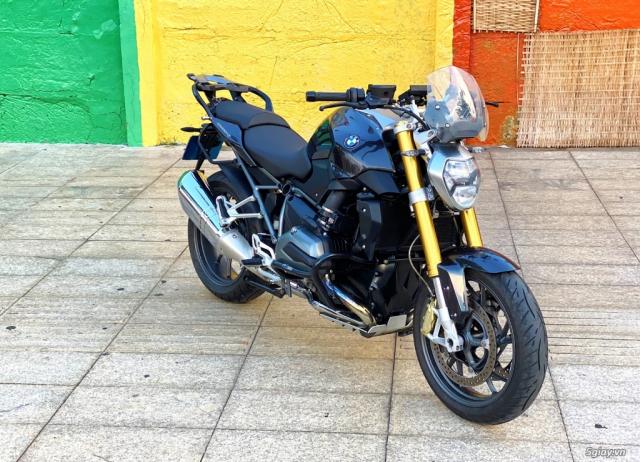 ___ Can Ban ___BMW R1200 R ABS 2017 Keyless___ - 11