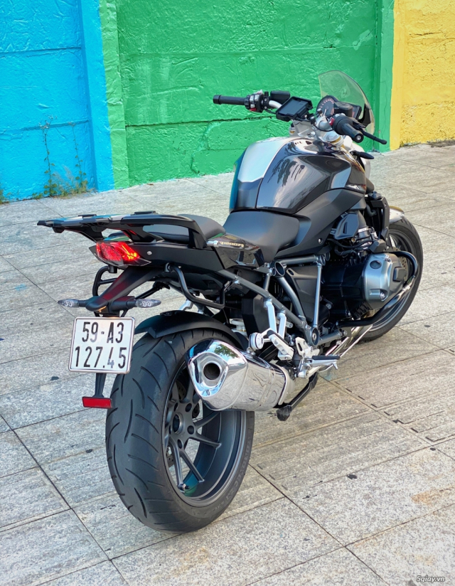 ___ Can Ban ___BMW R1200 R ABS 2017 Keyless___ - 17