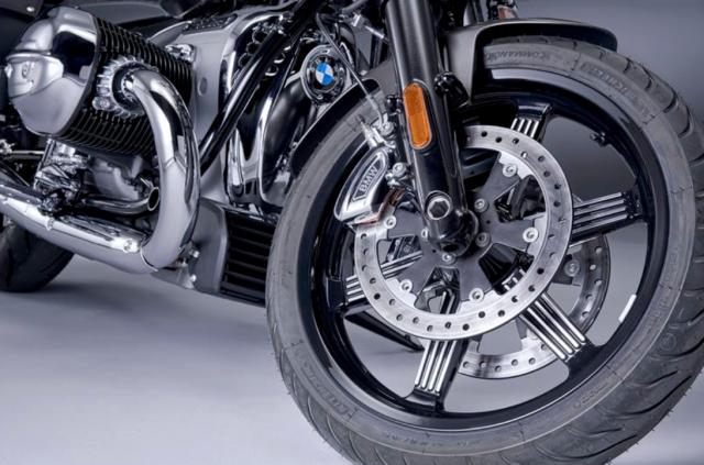 BMW R18 2022 lo dien voi bo suu tap mau moi hap dan - 11