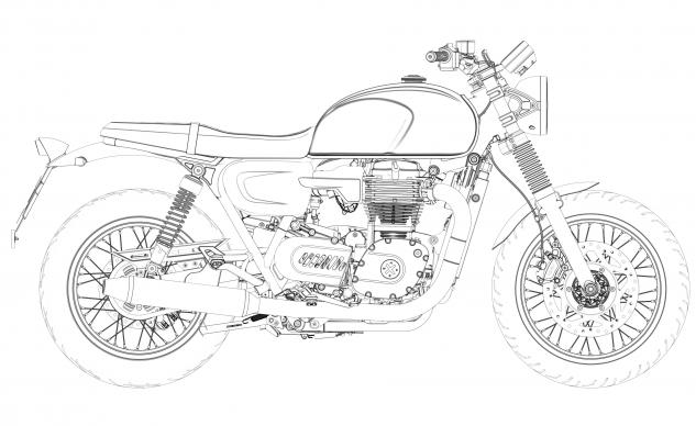 Brixton Motorcycles sap sua trinh lang doi thu nang ky danh cho Bonneville - 5