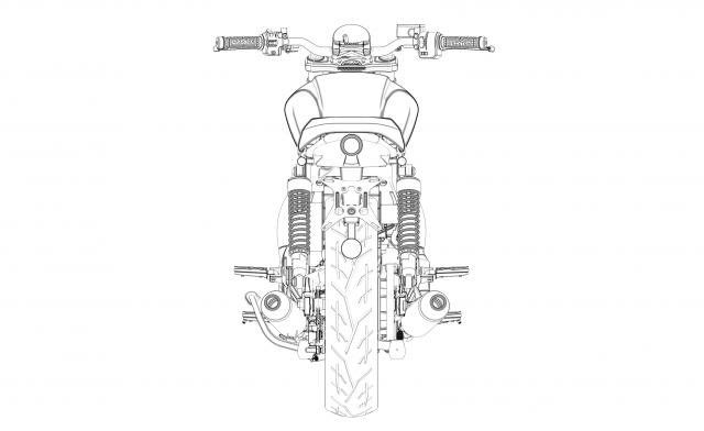 Brixton Motorcycles sap sua trinh lang doi thu nang ky danh cho Bonneville - 9
