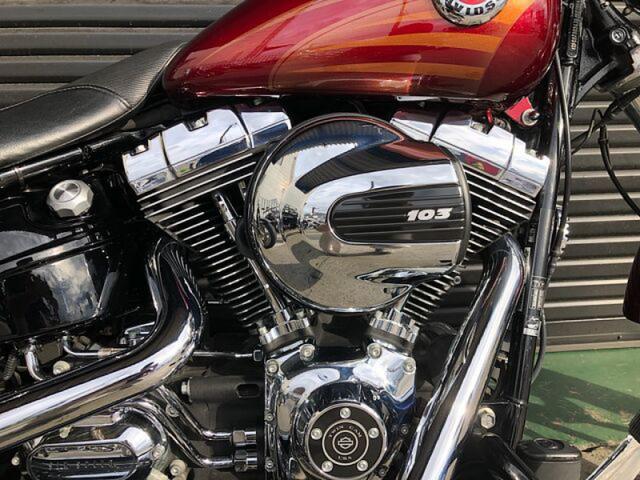Harley FXSB 2016 Do - 5