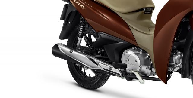 Honda Biz 2021 Mau xe so gia cuc man lai tap giua Future Led va Vision - 12