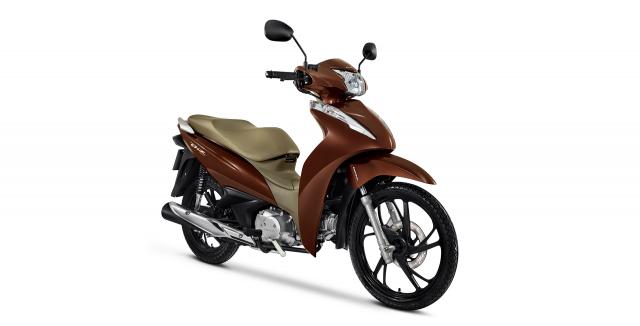 Honda Biz 2021 Mau xe so gia cuc man lai tap giua Future Led va Vision - 17