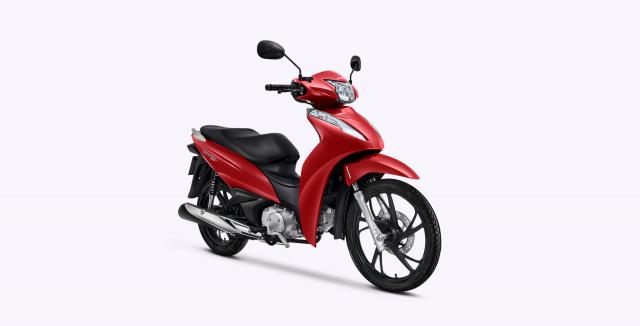 Honda Biz 2021 Mau xe so gia cuc man lai tap giua Future Led va Vision - 18