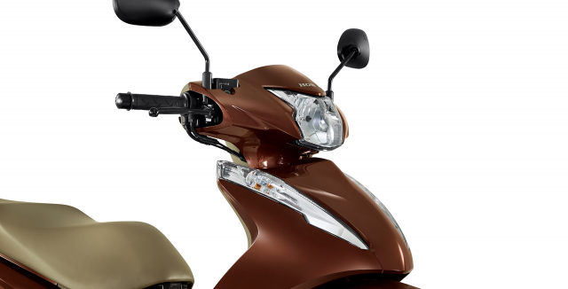 Honda Biz 2021 Mau xe so gia cuc man lai tap giua Future Led va Vision - 3