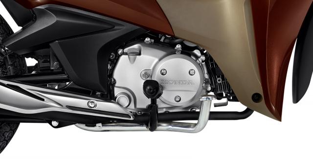 Honda Biz 2021 Mau xe so gia cuc man lai tap giua Future Led va Vision - 11
