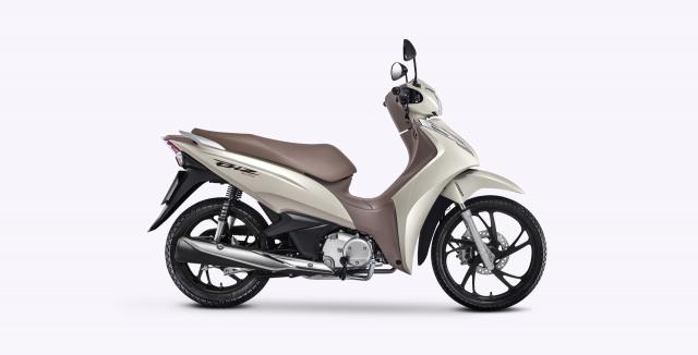 Honda Biz 2021 Mau xe so gia cuc man lai tap giua Future Led va Vision - 21