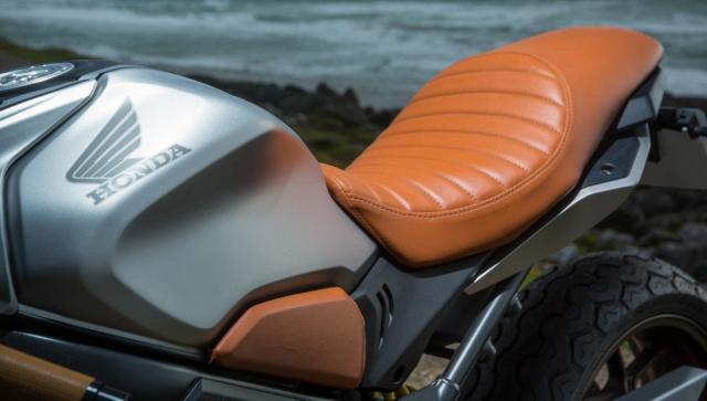 Honda CB650R do Cafe Racer tham gia su kien Wheels and Waves 2021 - 4