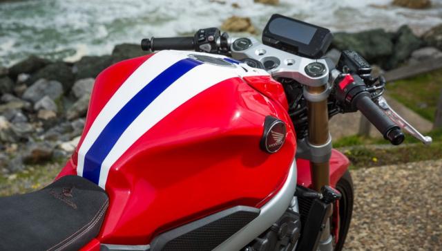 Honda CB650R do phong cach tan co dien cua Hakuba Motor - 6