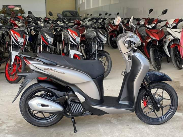 HONDA SH MODE Doi 2020 Phanh ABS Xe Nhap Khau Gia Re - 5