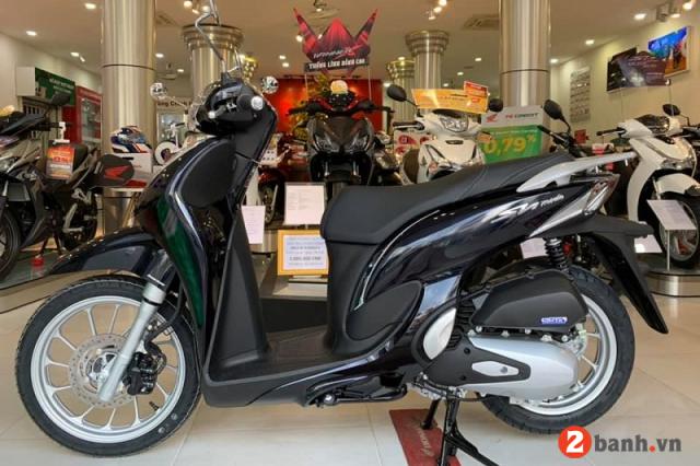 HONDA SH MODE Doi 2020 Phanh ABS Xe Nhap Khau Gia Re - 7