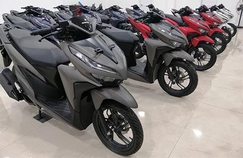 HONDA VARIO 150 Doi 2020 Phanh ABS Xe Nhap Khau Gia Re - 3