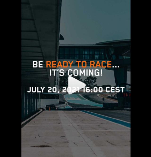 KTM ra mat mau xe dua Sportbike 890cc lay cong nghe tu Moto2 - 3