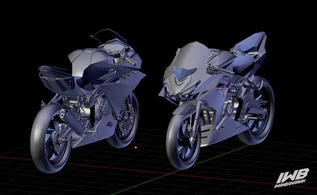 Lo thiet ke cua Honda CBR250RR 2022 ngau khong tuong - 8